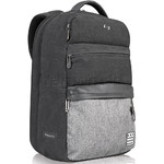 "Solo Urban Code 15.6"" Laptop Backpack Black BN740"