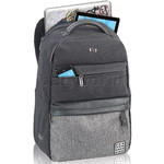 Solo Urban Code 15.6 Laptop Backpack Black BN740 - 4