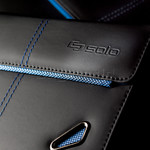 Solo Rush Case and Stand for iPad 1, 2, 3 & 4 Black CC222 - 5