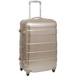 American Tourister HS MV+ Medium 69cm Expandable Hardside Suitcase Gold 49396