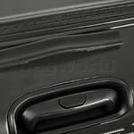 Antler Prism Embossed Large 76cm Hardside Suitcase Charcoal 40909 - 4