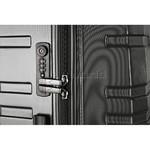 Antler Prism Embossed Large 76cm Hardside Suitcase Charcoal 40909 - 5