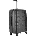 Antler Prism Hi-Shine Medium 66cm Hardside Suitcase Charcoal 00123