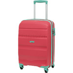 American Tourister Bon Air Small/Cabin 55cm Expandable Hardside Suitcase Coral 62940