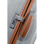 Samsonite Lite-Cube Deluxe Hardside Suitcase Set of 3 Aluminium 61242, 61243, 61245 with FREE Samsonite Luggage Scale 34042     - 4
