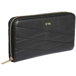Eve Xia XL Zip Around RFID Blocking Wallet Black EW032 - 2