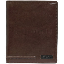 Cellini Men's Viper RFID Blocking Blazer Leather Wallet Brown MH207