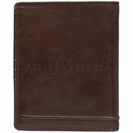 Cellini Men's Viper RFID Blocking Blazer Leather Wallet Brown MH207 - 1