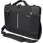 "Targus Bex II 15-15.6"" Laptop Sleeve Black SS886 - 1"