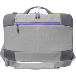 "Targus Bex II 15-15.6"" Laptop Sleeve Purple SS886"