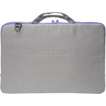"Targus Bex II 15-15.6"" Laptop Sleeve Purple SS886 - 2"