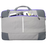 "Targus Bex II 15-15.6"" Laptop Sleeve Purple SS886 - 4"
