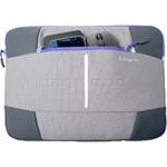 "Targus Bex II 11-12.1"" Laptop Sleeve Purple SS881 - 4"