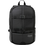 "Targus Grid Essential 15.6"" Laptop & Tablet Backpack Black SB859 - 2"
