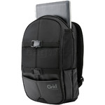 "Targus Grid Essential 15.6"" Laptop & Tablet Backpack Black SB859 - 4"