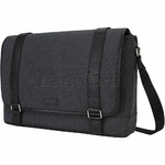 "Targus City Fusion II 15.6"" Messenger Bag Charcoal BM567"