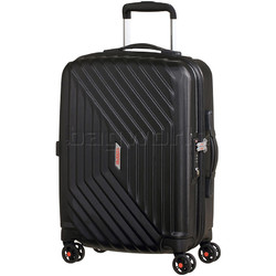 American Tourister Airforce 1 Small/Cabin 55cm Hardside Suitcase Galaxy Black 87810
