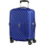American Tourister Airforce 1 Small/Cabin 55cm Expandable Hardside Suitcase Insignia Blue 87810