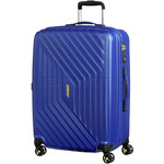 American Tourister Airforce 1 Medium 66cm Hardside Suitcase Insignia Blue 74403