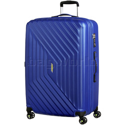 American Tourister Airforce 1 Large 76cm Hardside Suitcase Insignia Blue 74404