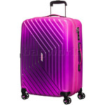 American Tourister Airforce 1 Medium 66cm Hardside Suitcase Gradient Pink 74410