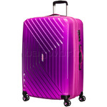 American Tourister Airforce 1 Large 76cm Hardside Suitcase Gradient Pink 74411