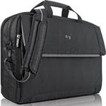 """Solo Studio 17.3"""" Laptop Briefcase Black VL330"""