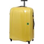 Lojel Lumo Large 77cm Hardside Suitcase Mustard Yellow JLM77