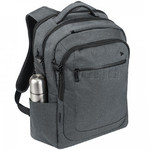 "Travelon Urban Anti-Theft 15.6"" Laptop & Tablet Backpack Slate 43105"