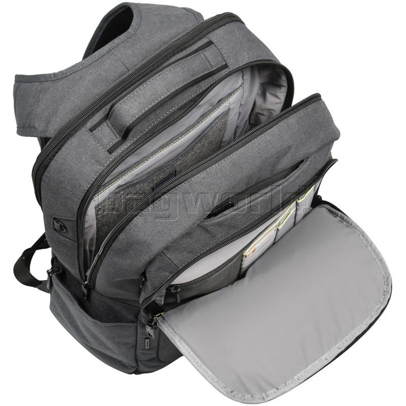 Travelon Anti Theft Urban Backpack, Slate Buy Online See