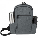 Travelon Urban Anti-Theft Tablet Sling Pack Slate 43103
