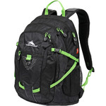 "High Sierra Aggro 17"" Laptop Backpack Lime 55014"