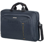 "Samsonite GuardIT 16"" Laptop Briefcase Jeans Blue 74435"