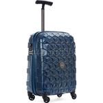 Antler Atom Small/Cabin 55cm Hardside Suitcase Blue 35320