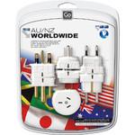 GO Travel Worldwide Double Adaptor GO090 - 5