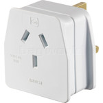 GO Travel Adaptor British Adaptor Plug GO096