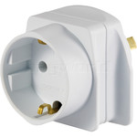 GO Travel European Visitor Adaptor Plug GO095