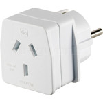 GO Travel European Adaptor Plug GO098