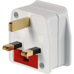 GO Travel Adaptor British Adaptor Plug GO096 - 1