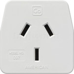 GO Travel Adaptor American Adaptor Plug GO097 - 2