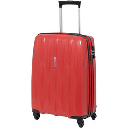 American Tourister Waverider Small/Cabin 55cm Hardside Suitcase Phoenix Red 70411
