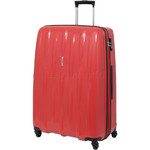 American Tourister Waverider Large 75cm Expandable Hardside Suitcase Phoenix Red 70414
