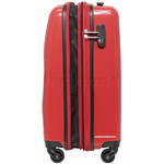 American Tourister Waverider Small/Cabin 55cm Hardside Suitcase Phoenix Red 70411 - 2