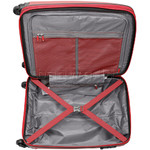 American Tourister Waverider Small/Cabin 55cm Hardside Suitcase Phoenix Red 70411 - 3