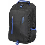 "American Tourister Buzz 02 17"" Laptop Backpack Black 72505"