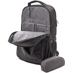 "American Tourister Citi-Pro CT04 16.4"" Laptop Backpack Black 72728 - 4"