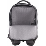 "American Tourister Citi-Pro CT04 16.4"" Laptop Backpack Black 72728 - 6"