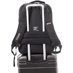 "American Tourister Citi-Pro CT04 16.4"" Laptop Backpack Black 72728 - 8"