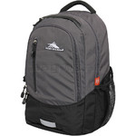"High Sierra Fooser 15.4"" Laptop & Tablet Backpack Black 70507"