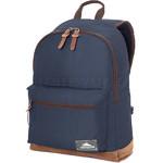 """High Sierra Icon Slim 15.6"""" Laptop Backpack Navy 79386"""